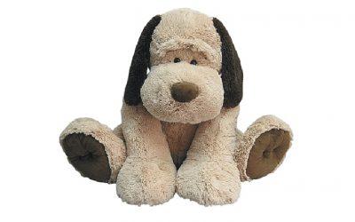 ¡Tú lo que quieres es un perro de peluche!